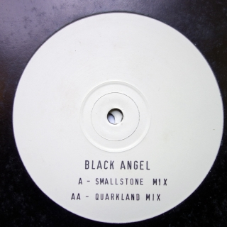 "2x12"" The Joy ‎– Black Angel"