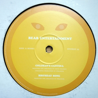 "12"" Various ‎– Bear Essentials"