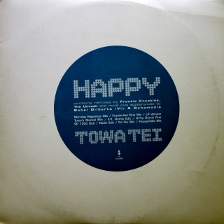 "2x12"" Towa Tei ‎– Happy"