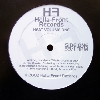 LP Various ‎– Heat Volume One