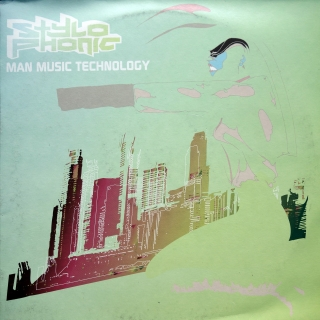 "3x12"" Stylophonic ‎– Man Music Technology"