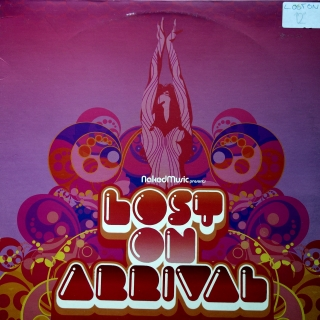 "12"" Various ‎– Lost On Arrival Part 1 Of 2"