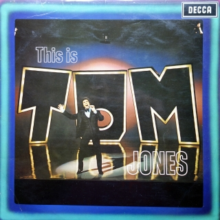 LP Tom Jones ‎– This Is Tom Jones