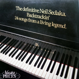2xLP Neil Sedaka ‎– Backtrackin'