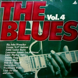 2xLP Various ‎– The Blues Vol. 4