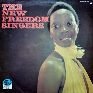 LP The New Freedom Singers ‎– Mexico