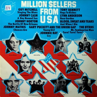 LP Various ‎– Million $ellers From USA