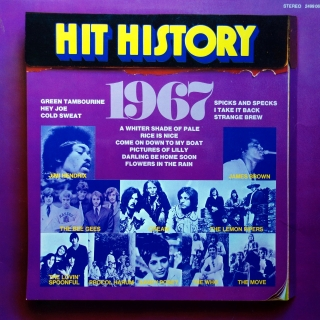 LP Various ‎– Hit History 1967
