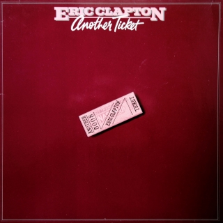 LP Eric Clapton ‎– Another Ticket