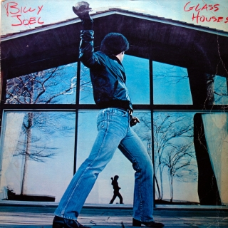 LP Billy Joel ‎– Glass Houses