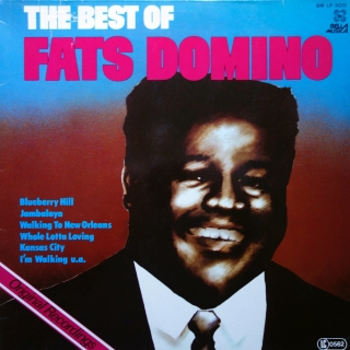 LP Fats Domino ‎– The Best Of Fats Domino