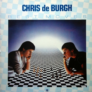 LP Chris de Burgh ‎– Best Moves