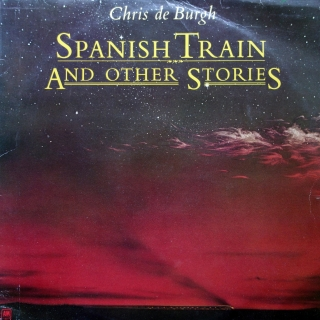 LP Chris de Burgh ‎– Spanish Train And Other Stories