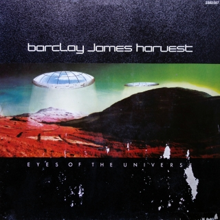 LP Barclay James Harvest ‎– Eyes Of The Universe