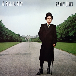 LP Elton John ‎– A Single Man