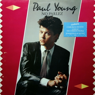 LP Paul Young - No Parlez