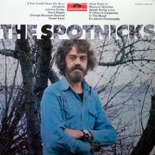 LP The Spotnicks ‎– The Spotnicks