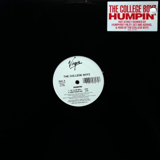 "12"" The College Boyz ‎– Humpin'"