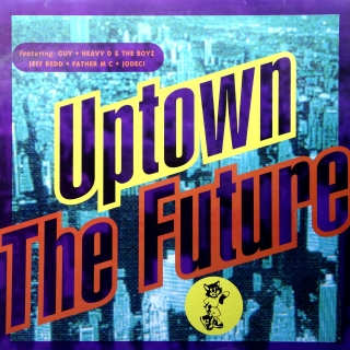 LP Various ‎– Uptown The Future