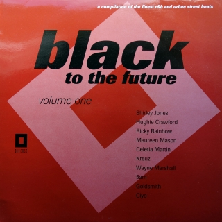 LP Various ‎– Black To The Future