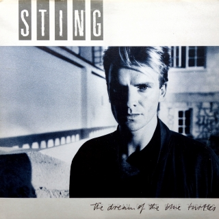 LP Sting ‎– The Dream Of The Blue Turtles
