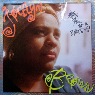 LP Jocelyn Brown ‎– One From The Heart