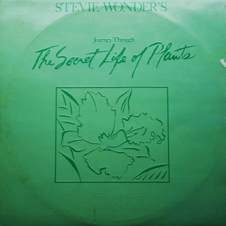 2xLP Stevie Wonder ‎– Journey Through The Secret Life Of Plants