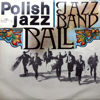 LP Jazz Band Ball Orchestra ‎– Jazz Band Ball Orchestra