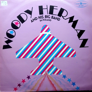 LP Woody Herman And His Big Band ‎– In Poland