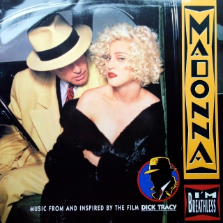 LP Madonna ‎– I'm Breathless (Music From And Inspired By The Film Dick Tracy)
