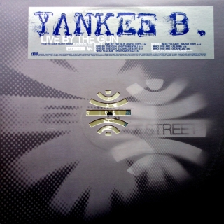 "12"" Yankee B. ‎– Live By The Gun"