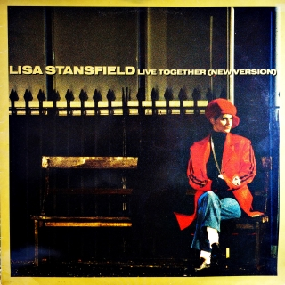 "12"" Lisa Stansfield ‎– Live Together (New Version)"