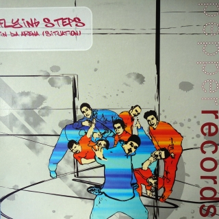 "12"" Flying Steps ‎– In Da Arena (Situation)"