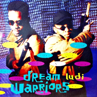"12"" Dream Warriors ‎– Ludi"