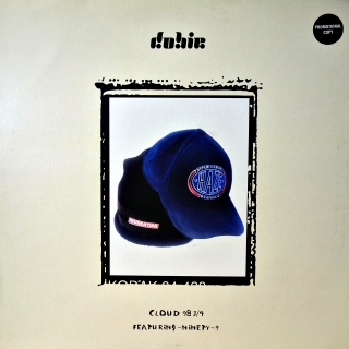 "12"" Dobie Featuring Ninety-9 ‎– Cloud 98 3/4"