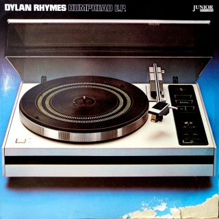 "12"" Dylan Rhymes ‎– Humphead E.P."