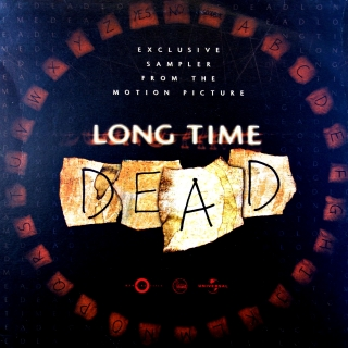 "12"" Neil Barnes / Raw Deal / Krust ‎– Long Time Dead Soundtrack (Album Promo 1)"