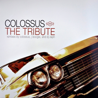 "12"" Colossus ‎– The Tribute"