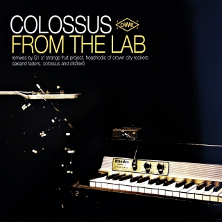 "12"" Colossus ‎– From The Lab"