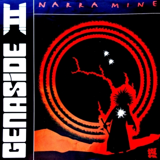 "12"" Genaside II ‎– Narra Mine"