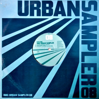"12"" Various ‎– BMG Urban Sampler 08"