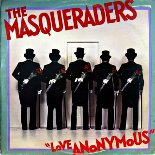 LP The Masqueraders ‎– Love Anonymous