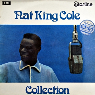 3xLP Nat King Cole ‎– Nat King Cole Collection