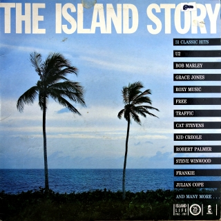 2xLP Various ‎– The Island Story