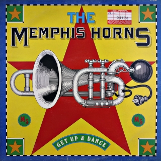 LP The Memphis Horns ‎– Get Up & Dance