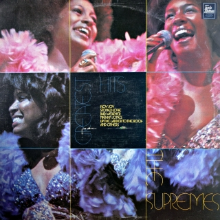 LP The Supremes ‎– Greatest Hits