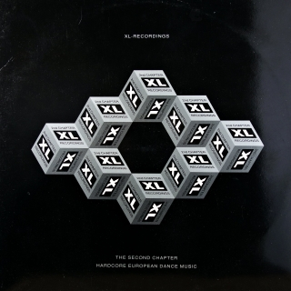 2xLP Various - XL Recordings: The Second Chapter - Hardcore European Dance Music