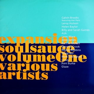 2xLP Various ‎– Expansion Soul Sauce Volume One