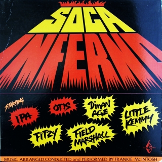 LP Various ‎– Soca Inferno