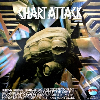 LP Various ‎– Chart Attack